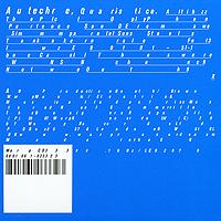 Autechre. Quaristice 2010 Audio CD