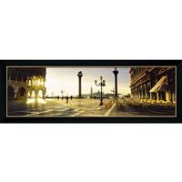 Постер в раме Венеция, 33 х 95 см 100529x40 OZ151-50601Картина для интерьера (постер) - современное и актуальное направление в дизайне любых помещений. Картина может использоваться для оформления любых интерьеров: дом, квартира (гостиная, спальня, кухня, прихожая, детская); офис (комната переговоров, холл, кабинет); бар, кафе, ресторан или гостиница. Картина является отличным подарком. Картины предоставляемые компанией Постермаркет: собраны вручную из лучших импортных комплектующих; надежно упакованы в пленку с противоударными уголками.