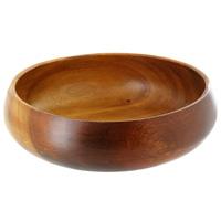 Салатница Monkey Pod круглая, диаметр 26 см1104576Оригинальная деревянная салатница Monkey Pod прекрасно подойдет для Вашей кухни. Предназначена для красивой сервировки салатов. Изящный дизайн придется по вкусу и ценителям классики, и тем, кто предпочитает утонченность и изысканность.