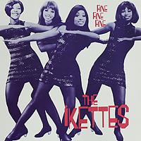 The Ikettes. Fine, Fine, Fine (LP)