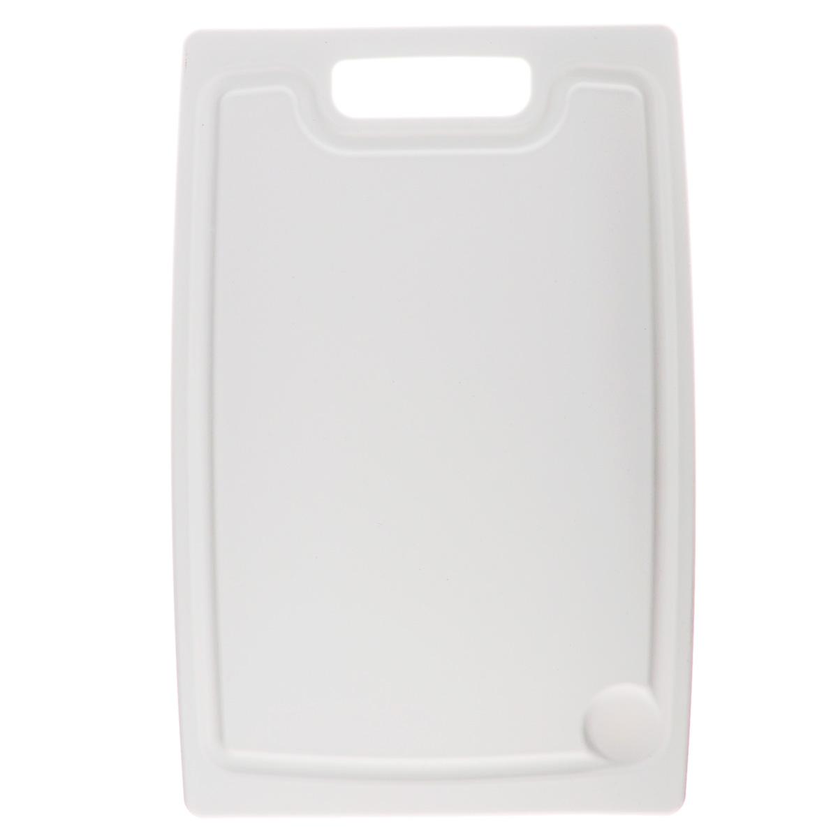 Доска разделочная Tescoma Presto, цвет: белый, 36 х 24 см378814