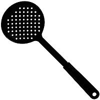 Шумовка Tescoma Space Line. 638020638020Шумовка Tescoma Space Line выполнена из жароупорного материала. Очень удобная ручка не позволит выскользнуть шумовке из вашей руки, а благодаря небольшому ушку можно повесить изделие на кухне. Удобная, большая, плоская ложка поможет Вам без особого труда снять пену, вынуть из кастрюли мясо или рыбу. Характеристики: Материал: пластмасса. Длина (с ручкой): 32 см. Производитель: Чехия. Артикул: 638020.