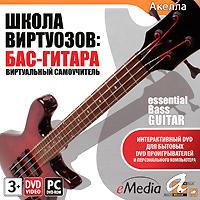 Школа виртуозов: Бас-гитара. Виртуальный самоучитель