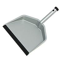 Совок стальной, цвет: серый11700-AУдобный совок, выполненный из стали, станет незаменимым помощником во время уборки. Благодаря резиновому краю грязь и мусор будет легко сметать на него. Отверстие на ручке совка позволит повесить его в любом месте. Характеристики: Материал: сталь, резина. Ширина рабочей поверхности: 23 см. Длина ручки: 12 см. Цвет: серый. Производитель: Италия. Артикул: 11700-А.