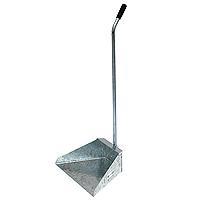 Совок из оцинкованного железа11725-AУдобный совок, выполненный из оцинкованного железа, станет незаменимым помощником во время уборки.