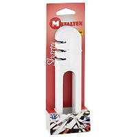 Точилка Sharpy для ножа и ножниц25.51.10Точилка для ножа и ножниц Sharpy легка в использовании. Диск точилки выполнен из стали. Точилка имеет три отсека: два - для заточки ножниц, один - для заточки ножей. Для удобства заточки точилка снабжена удобной ручкой. Заточка ножей и ножниц с помощью точилки Sharpy - это просто и безопасно.