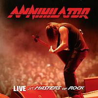 Zakazat.ru: Annihilator. Live At Masters Of Rock