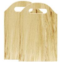 Набор досок разделочных Dormann, 22 х 14 см, 2 шт8130/2Набор Dormann состоит из двух разделочных досок, которые сделаны из светлого дерева. Прекрасно подойдет для приготовления и сервировки пищи. Немецкая фирма Dormann основана в 1985 году. Компания производит большой ассортимент изделий из дерева. В их число входят подносы, наборы специй, перечницы, разделочные доски, держатели для бокалов и пивных кружек. Для изготовления этих товаров используются каучуковое дерево, сплав стали с хромом и стекло. Разнообразный интересный дизайн, удобство в использовании и прочность материалов, из которых изготовлена продукция, дают полное право называть продукцию Dormann эталоном качества! Характеристики: Размер: 22 см х 14 см х 1 см. Материал: дерево. Производитель: Германия. Артикул: 8130/2.