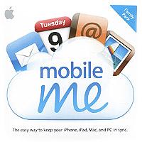 MobileMe Single User, Apple