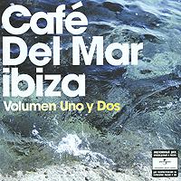 Cafe Del Mar. Volumen Uno Y Dos (2 CD) 2010 2 Audio CD