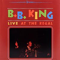 B.B. King. Live At The Regal (LP)