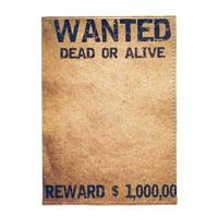 Обложка для паспорта Perfecto Живым или мертвым. PS-PR-0008PS-PR-0008Обложка для паспорта Живым или мертвым, выполненная из натуральной кожи, оформлена надписью: Wanted. Dead or Alive. Такая обложка не только поможет сохранить внешний вид ваших документов и защитит их от повреждений, но и станет стильным аксессуаром, идеально подходящим вашему образу. Яркая и оригинальная обложка подчеркнет вашу индивидуальность и изысканный вкус. Обложка для паспорта стильного дизайна может быть достойным и оригинальным подарком. Характеристики: Материал: натуральная кожа. Размер: 9,5 см х 13,5 см. Артикул: PS-PR-0008. Производитель: Россия.