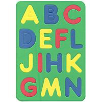 Бомик Пазл для малышей Английский алфавит202Мягкая мозаика выполнена в виде двух ярких рамок, на которых расположены разноцветные буквы английского алфавита. Мозаика изготовлена из мягкого, прочного материала, который обеспечивает большую долговечность и является абсолютно безопасным для детей. Мягкая мозаика развивает у ребенка память, воображение, моторику, пространственное и логическое мышление, знакомит с английскими буквами, учит чтению и письму, а также развивает цветовое восприятие. Обучение происходит прямо во время игры!