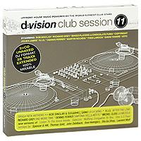 D:Vision Club Session. Vol. 11 (2 CD)