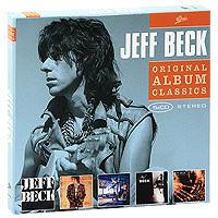 Jeff Beck. Original Album Classics (5 CD)