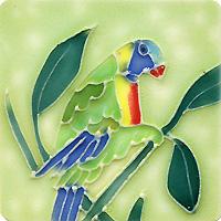 Магнит декоративный Попугай. 1018910189Декоративный магнит Попугай отлично подойдет для декорации вашего интерьера. С помощью магнита вы можете закрыть мелкие дефекты на холодильнике, которые резко бросаются в глаза, оставить сообщения для членов семьи на записках. Также с помощью магнита вы придадите индивидуальность своему кухонному интерьеру. Характеристики: Материал: керамика. Размер магнита: 6 см х 6 см х 0,5 см. Артикул: 10189. Производитель: Китай.