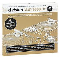 D:Vision Club Session. Vol. 6 (2 CD)