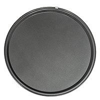 Форма для пиццы Tescoma, диаметр 31 см. 623120623120Форма для пиццы Tescoma с отверстиями выполнена из металла с антипригарным покрытием. Она идеально подходит для приготовления пиццы в духовке, блюдо не пригорает, не пристает и легко вынимается. Нужно лишь залить в формочку тесто, положить начинку и поставить в духовку. Через некоторое время Вы сможете порадовать своих близких вкусной пиццей.