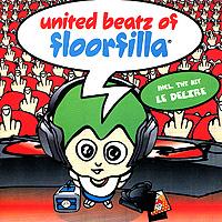 Floorfilla. United Beatz Of Floorfilla 2010 Audio CD