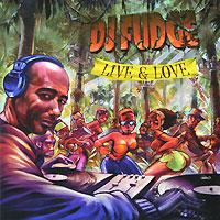 DJ Fudge. Live & Love 2010 Audio CD