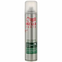 Лак для коротких волос Wella Forte, очень сильная фиксация, 250 млWF-81155211Лак для коротких волос Wella Forte очень сильной фиксации придает надежную фиксацию коротким волосам в течение дня. Позволяет придать желаемый стиль Вашим волосам. Помогает защитить волосы от действия УФ-лучей.