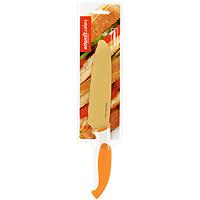 Нож универсальный Atlantis 15см L-6D-OL-6D-OНож универсальный Atlantis высшего качества предназначен для профессионального и домашнего использования, а также для универсального использования при обработке продуктов. Очень удобная и эргономичная ручка не позволит выскользнуть ножу из вашей руки. Нож обработан специальным покрытием Microban. Покрытие Microban - самое надежное в мире средство для защиты от бактерий, грибков, плесени и запахов. Действует постоянно, даже после мытья, обеспечивая большую защиту ножа. Антибактериальная защита работает на протяжении всего срока службы ножа. Особенности ножа Atlantis: японская высокоуглеродистая нержавеющая сталь прочный и острый клинок безопасное и прочное покрытие лезвия, не дающее пище прилипать к ножу красивое сочетание цветов ручки и лезвия затупленный кончик лезвия для большей безопасности.