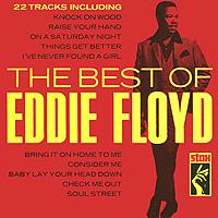 Eddie Floyd. The Best Of Eddie Floyd
