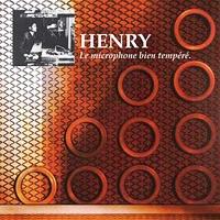 Pierre Henry. Le Microphone Bien Tempere (LP)