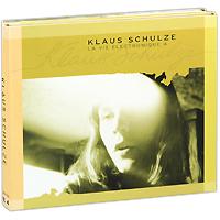 Klaus Schulze. La Vie Electronique 4 (3 CD) 2010 3 Audio CD