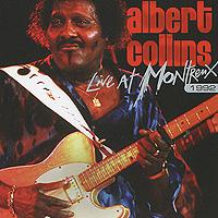 Albert Collins. Live At Montreux 1992