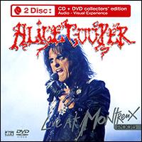 Alice Cooper. Live At Montreux 2005 (CD + DVD)
