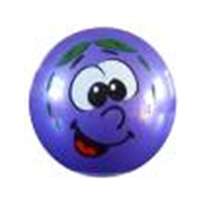 Мяч силиконовый Larsen Слива, 15 смGSS-1Детский мяч Слива - яркая игрушка для детей любого возраста. Красочные рисунки, привлекут внимание малышей. Мячик незаменим для любителей подвижных игр и активного отдыха, а если на нем нарисованы забавные герои, удовольствие от игры еще больше! Игра в мяч развивает координацию движений, способствуют физическому развитию ребенка. Характеристики: Диаметр: 15 см.
