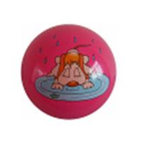 Мяч силиконовый Larsen Щенок, 15 смGSS-4Детский мяч Щенок - яркая игрушка для детей любого возраста. Красочные рисунки, привлекут внимание малышей. Мячик незаменим для любителей подвижных игр и активного отдыха, а если на нем нарисованы забавные герои, удовольствие от игры еще больше! Игра в мяч развивает координацию движений, способствуют физическому развитию ребенка.