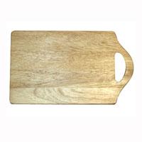 Доска разделочная Oriental way 20 х 33см 9/9559/955Прямоугольная разделочная доска Oriental way с ручкой изготовлена из высококачественных древесины гевеи. Прекрасно подходит для приготовления и сервировки пищи. Особенности разделочной доски Oriental way: высокое качество шлифовки поверхности изделий двухслойное покрытие пищевым лаком, безопасным для здоровья человека степень влажность 8-10%, не трескается и не рассыхается высокая плотность структуры древесины устойчива к механическим воздействиям. Характеристики: Материал: дерево. Размер: 20 см х 33 см х 1 см. Производитель: Тайланд. Артикул: 9/955. Торговая марка Oriental way известна на рынке с 1996 года. Эта марка объединяет товары для кухни, изготовленные из дерева и других материалов. Все товары марки Oriental way являются безопасными для здоровья, экологичными, прочными и долговечными в использовании.