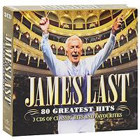 James Last. 80 Greatest Hits (3 CD)