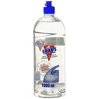 Вода парфюмированная Luxus для утюгов, с ароматом красного грейпфрута, 1 л25026/00000Высокоэффективное средство Luxus для утюгов с отпаривателем, предназначено для облегчения глажения различных типов тканей. Придает белью нежный аромат. Регулярное использование продлит срок службы утюга и избавит белье от появления пятен при отпаривании. Характеристики: Объем: 1 л. Производитель: Россия. Произведено под контролем лаборатории Luxus Oricont GmBH.