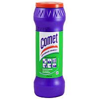 """Универсальный чистящий порошок Comet """"Двойной эффект"""", с ароматом сосны, 475 г ( CT-80227813 )"""