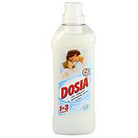 """Концентрированный ополаскиватель для белья """"Dosia"""", для детской и чувствительной кожи, 1л"""