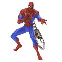 Брелок Человек-Паук164603Яркий брелок, с потрясающей точностью копирующий всем известного Человека-Паука - героя Вселенной Marvel, привлечет внимание каждого, кто его увидит. Брелок изготовлен из прочного пластика и крепится при помощи карабина на цепочке. Характеристики: Высота брелока: 8,5 см. Материал: пластик, металл. Размер упаковки: 14 см x 17,5 см x 5 см.