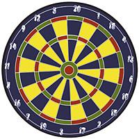 Набор для игры в дартс, магнитныйDG5615CНабор для игры в дартс состоит из мишени и шести дротиков с магнитными наконечниками. Мишень с гладкой поверхностью изготовлена из пластика с напечатанными цифрами. Игра в дартс - это состязание в умении точно метать дротики, которого при желании можно достичь в относительно короткий срок. Играть в дартс можно как под открытым небом, так и в закрытом помещении (в спортивном зале, в кафе, в обычной квартире). Дартс не требует специальной спортивной формы, а инвентарь для игры прост и долговечен. Для играющих в дартс не существует языковых и возрастных барьеров, соревноваться могут и взрослые, и дети. Дартс доступен всем, он гуманен и демократичен. Дартс - на редкость увлекательная и зрелищная игра. Это прекрасное средство для проведения досуга и поднятия настроения. Это - игра друзей, игра среди друзей, игра, помогающая обрести друзей. Кроме всего прочего дартс, как и любой вид спорта, несет и пользу. Метание дротиков способствует развитию мелкой моторики, улучшает...