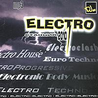 Electro Станция 2010 (mp3) MP3 CD