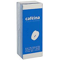 Cafe-cafe Cafeina Pour Homme. Туалетная вода, 30 мл33201Мужская туалетная вода Cafe-cafe Cafeina Pour Homme.