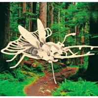 Сборная деревянная модель Жук-оленьЕ-007Сборная деревянная модель Жук-олень позволит Вам и Вашему ребенку собрать объемную деревянную скульптуру в виде жука-оленя. Модель для сборки развивает мелкую моторику, ителлектуальные способности, воображение и конструктивное мышление, тренирует терпение и усидчивость.