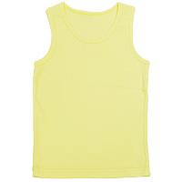 """Майка  """"Карапуз """", цвет: желтый."""