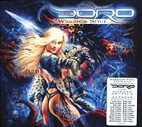 Doro. Warrior Soul. Limited Edition (ECD)