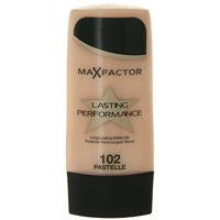 Max Factor Основа под макияж Lasting Perfomance, тон №102, 35 мл81455016Max Factor Lasting Perfomance - великолепная, по-настоящему стойкая тональная основа. Держится в течение 8 часов, не смазываясь и не оставляя следов на одежде. Создает красивый полуматовый эффект. Скрывая недостатки кожи, дарит ощущение легкости и естественности. Не ложится на кожу полосами, не забивает поры и не вызывает появления угревой сыпи. Без запаха. Одна из причин, по которой нанесенный на кожу Lasting Performance не вызывает ощущения чего-то неестественного, это входящие в его состав силиконы. Они делают основу более легкой и менее жирной. Товар сертифицирован.