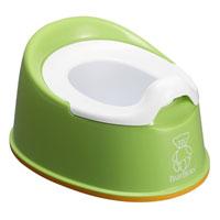 """Горшок туалетный детский BabyBjorn """"Smart"""", цвет: зеленый"""