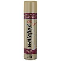 Лак для волос Wellaflex Сияние цвета, супер-сильная фиксация, 400 млWF-81161268Лак для волос Wellaflex Сияние цвета обеспечивает упругую фиксацию прически до 24 часов и помогает сохранить цвет волос сияющим. Тройная защита: помогает защитить волосы от воздействия горячего воздуха, солнца и потери влаги. Содержит УФ-фильтр. Помогает поддерживать блеск окрашенных волос. Не склеивает волосы. Характеристики: Объем: 400 мл. Производитель: Германия. Товар сертифицирован.