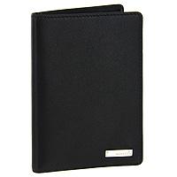 Обложка для паспорта Neri Karra, цвет: черный. 0039.01.01 neri karra 0118s 05 01