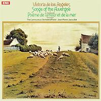 Victoria De Los Angeles. Songs Of The Auvergne Etc. (LP)